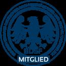 Stempel-Mitglied-BDSF-blau
